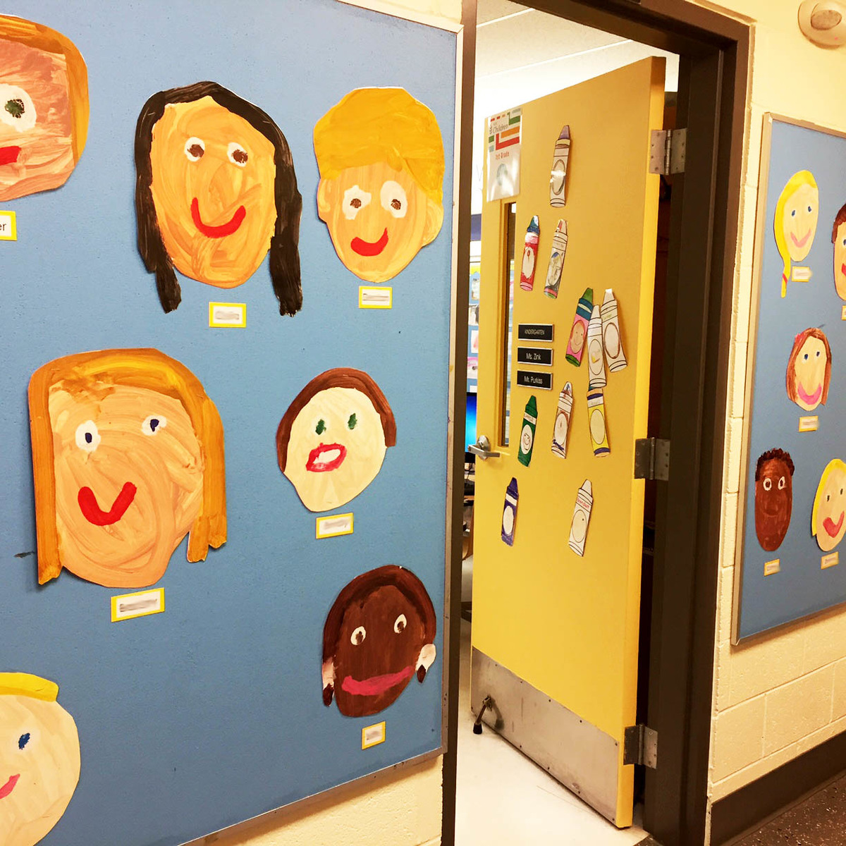 Kindergarten Explores Themes of Identity and Community