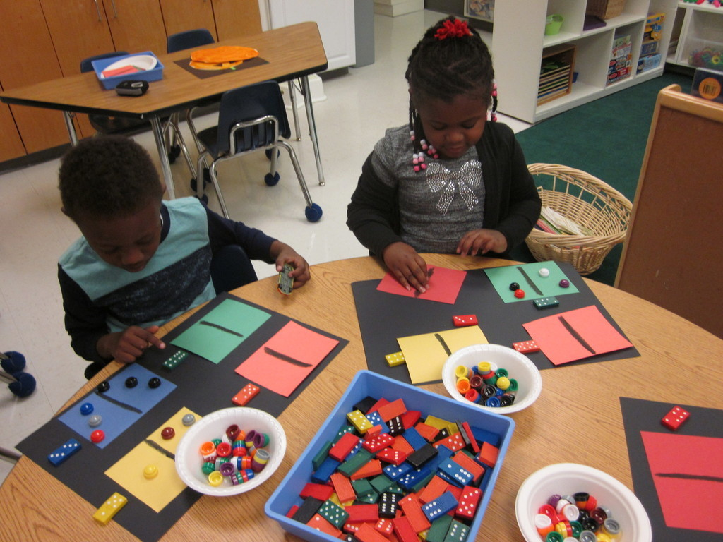 Pre-K Math and Literacy Integration