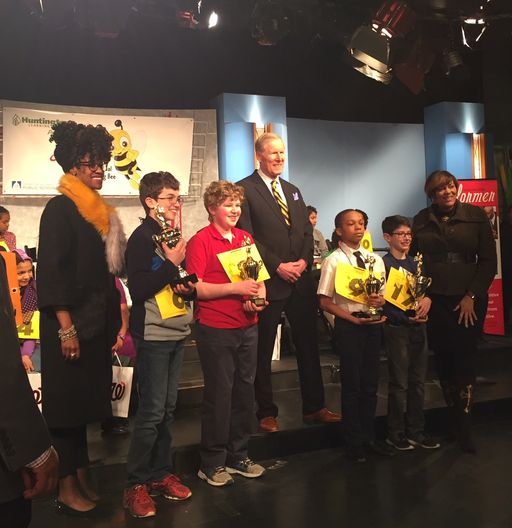 6th Grader to Compete at National Spelling Bee